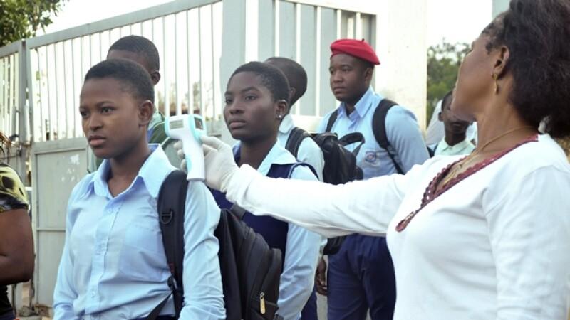 ébola Senegal protección