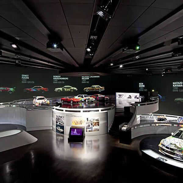 Esta exposición se ubica en el museo de la empresa en Munich, Alemania, y estará abierta al público hasta el 30 de junio de 2011.