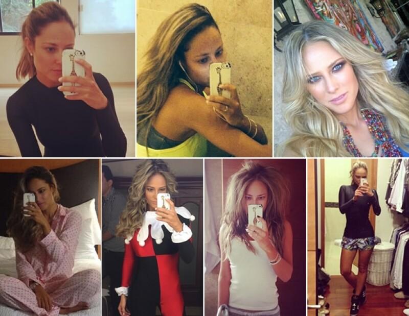 Â¡Nos encantan las selfies de Vanessa!