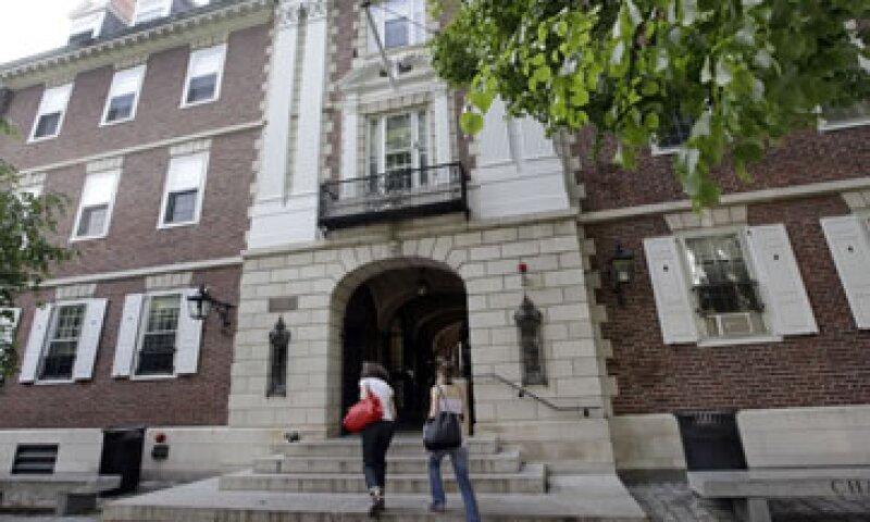 Los estudiantes pertenecen a una clase del nivel equivalente a licenciatura. (Foto: AP)