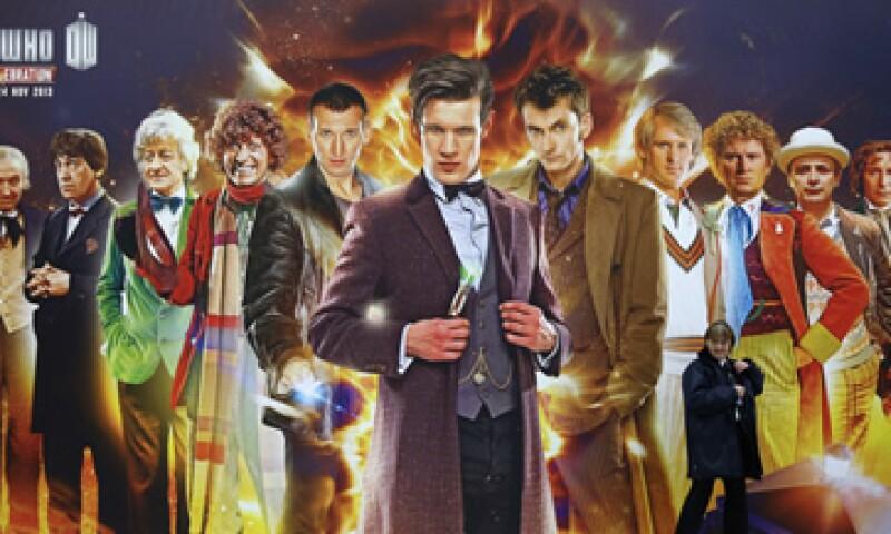 Doctor Who ya estaba en el Libro Guinness como la serie de ciencia ficción más larga de la historia. (Foto: Getty Images)