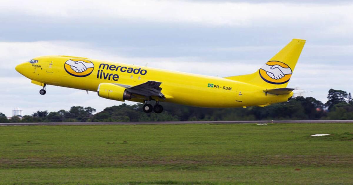 Mercado Libre incluye cuatro aviones en su logística, para entregas en 24  hrs