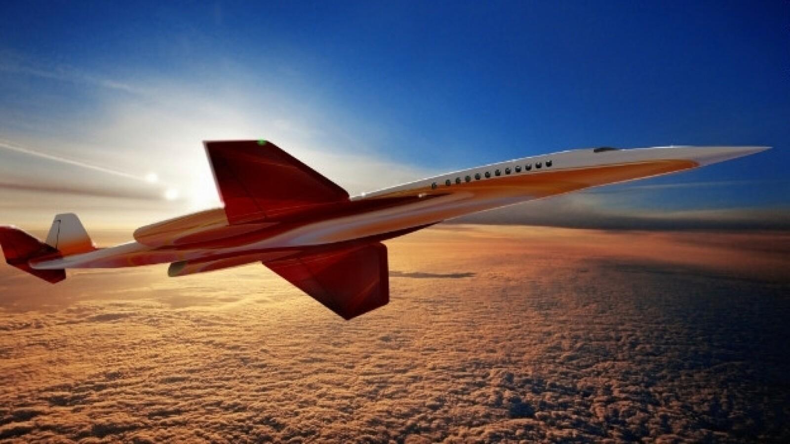 Aeronave Aerion SBJ