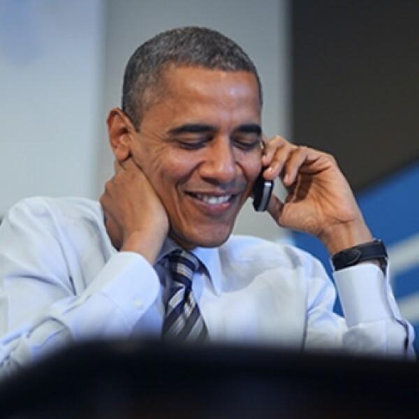 Barack Obama oficina campaña Chicago elecciones EU
