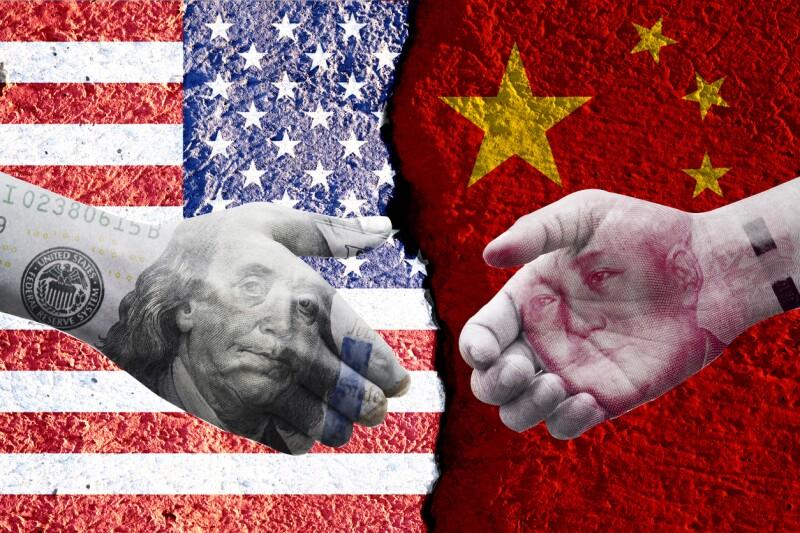 Trump puentes Estados Unidos China