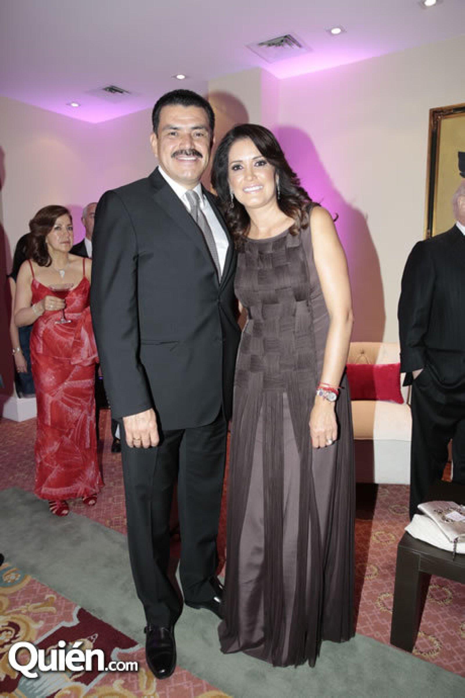 Francisco Olvera (Gobernador de Hidalgo),Guadalupe Romero