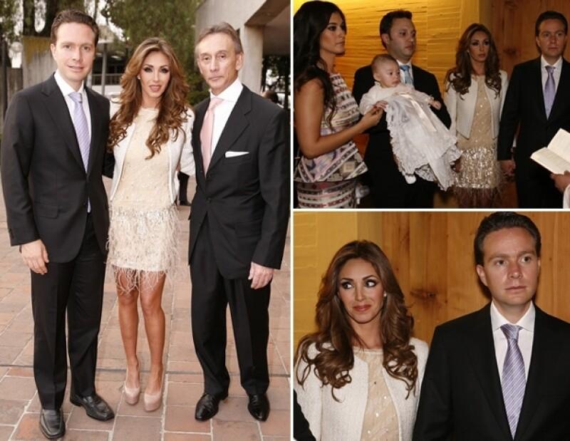 La semana pasada la cantante nos sorprendió con su sofisticado look para la boda del `Niño Verde´, pero no es la primera vez que la prometida de Manuel Velasco se roba las miradas con su estilo.