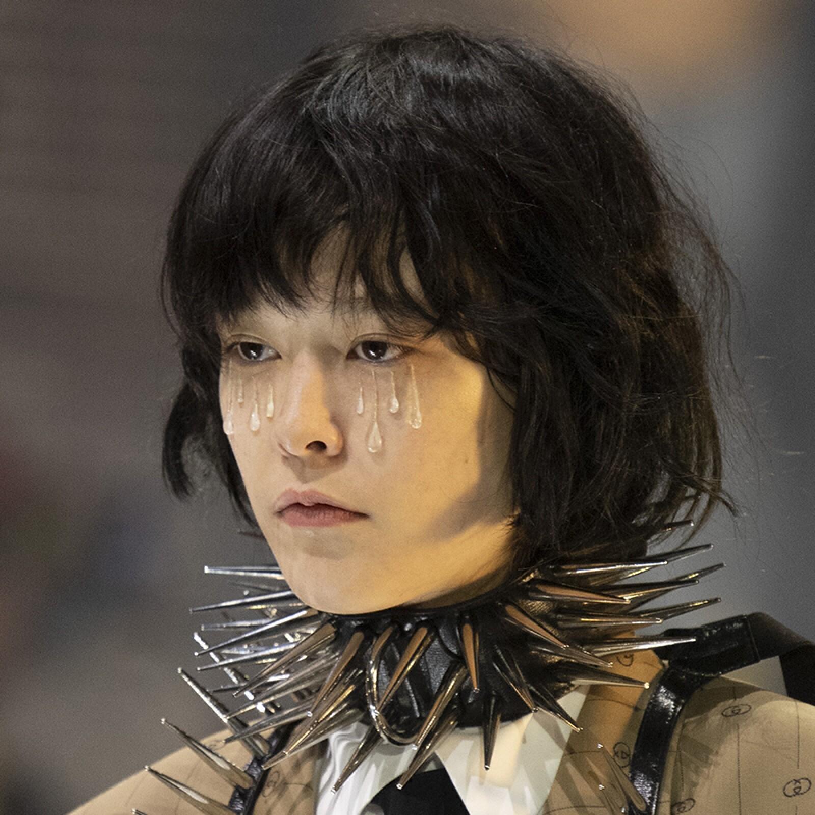 MFW-Milan-Fashion-Week-Beauty-Looks-Belleza-Pasarelas-Gucci
