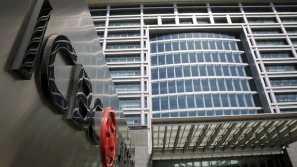 La morosidad en el principal banco comercial chino creció 44%.