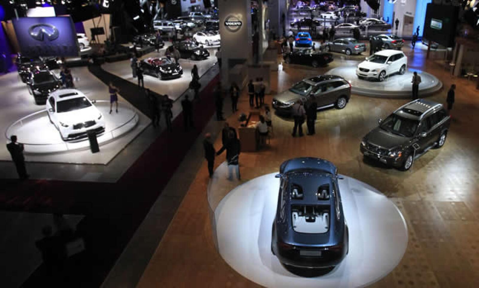 Rusia es un mercado tentador para autos de lujo.