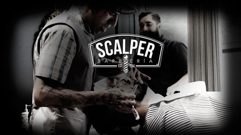 Scalper y muchas otras barberías en México, están retomando este estilo de lugares.