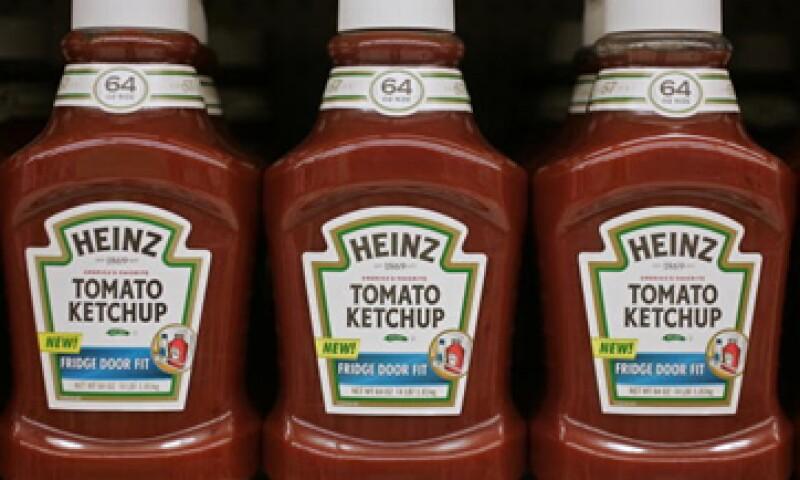 Heinz será comprada en 23,000 mdd por Berkshire Hathaway y 3G Capital de Brasil. (Foto: Getty Images)