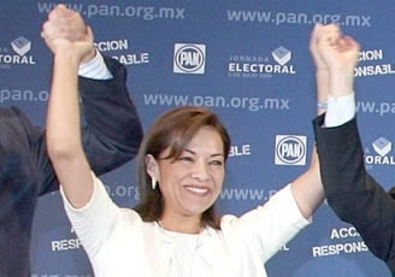 Josefina Vázquez Mota liderará a la bancada panista.  (Foto: Notimex)