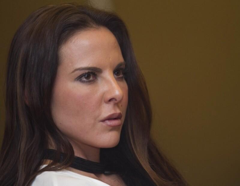 Ambas actrices emitieron comentarios en el extranjero sobre el virtual ganador a la presidencia a la República, las cuales no fueron nada positivas.