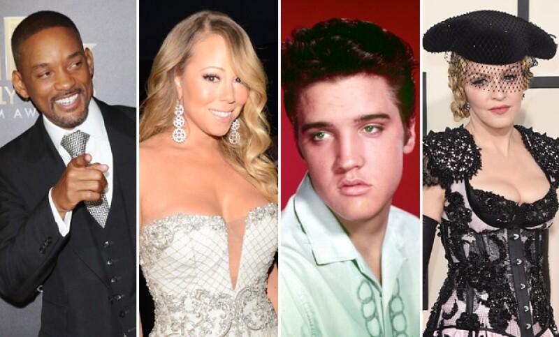 De Mariah Carey en Precious a Will Smith en Men In Black. Te contamos de los músicos que han probado suerte más allá de los instrumentos y su voz, llegando al cine o a la televisión.