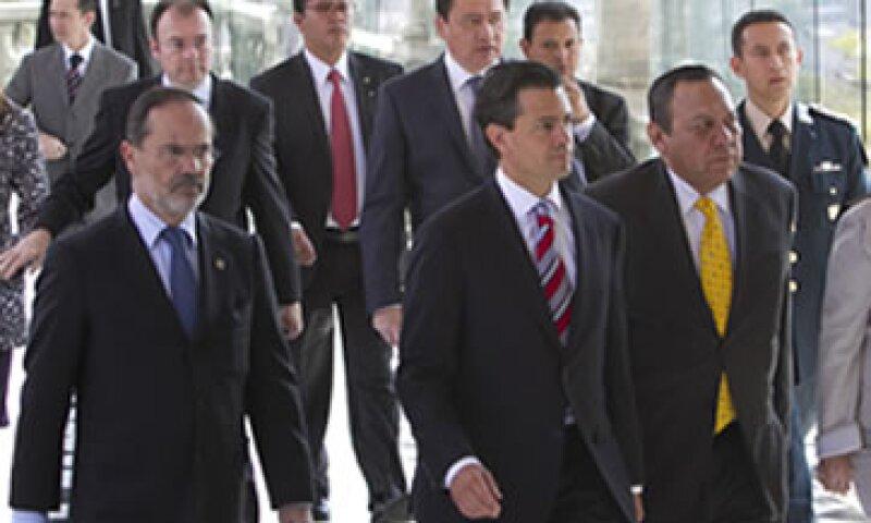 El Pacto por México fue un triunfo para el Gobierno al mejorar la percepción de México a nivel internacional. (Foto: Cuartoscuro)