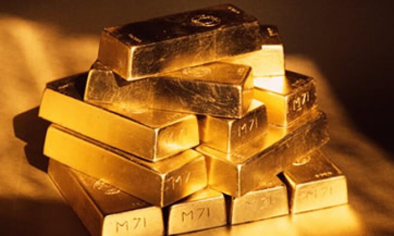 El oro al contado  subió este miércoles 0.8% a 1,678.80 dólares la onza. (Foto: Thinkstock)