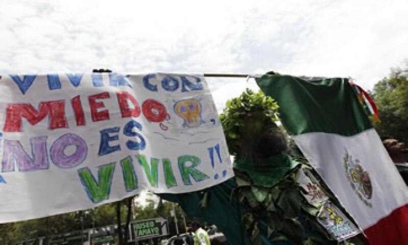 La violencia se ha incrementado en el Estado de México, que el próximo 3 de julio tendrá elecciones para elegir al nuevo gobernador. (Foto: Reuters)