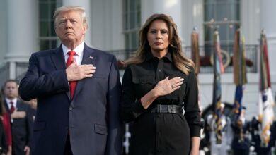 Abrigo de Melania Trump que causo revuelo 1.jpg