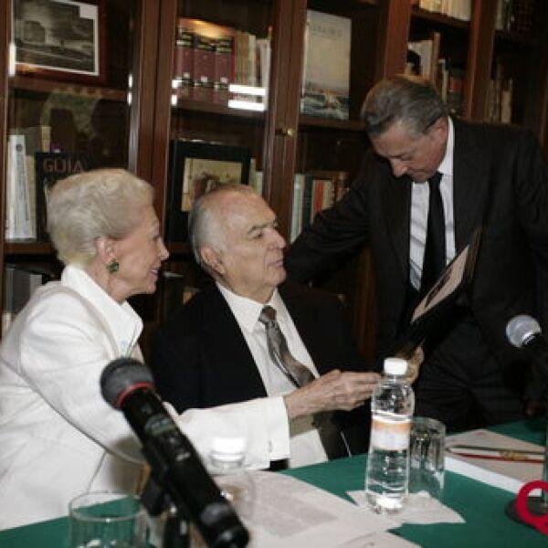 Beatriz Alemán, Miguel de la Madrid, Miguel Alemán Valdés
