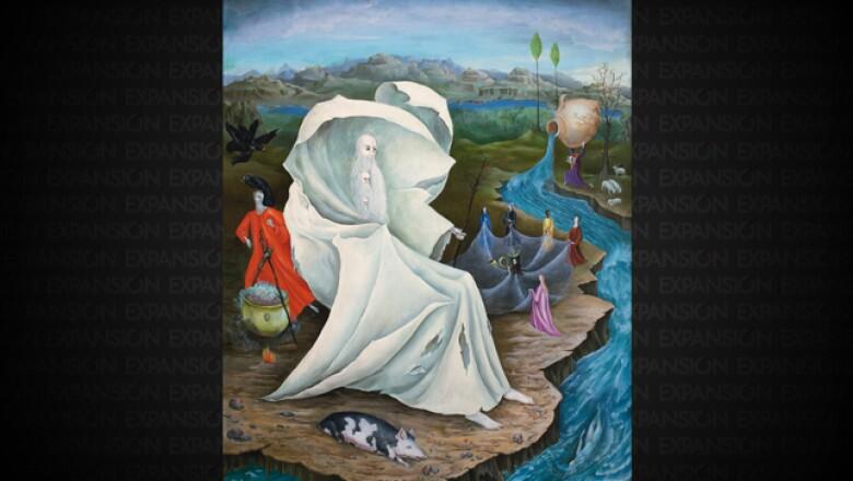 La obra de Leonora Carrington alcanzó un precio de 2.6 millones de dólares.