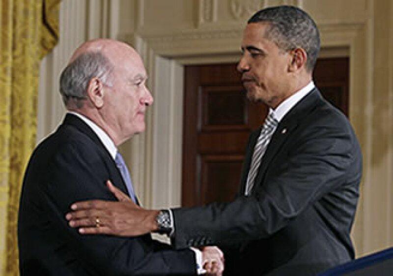 Barack Obama describió a Daley como un funcionario público con experiencia, patriota dedicado y amigo. (Foto: AP)