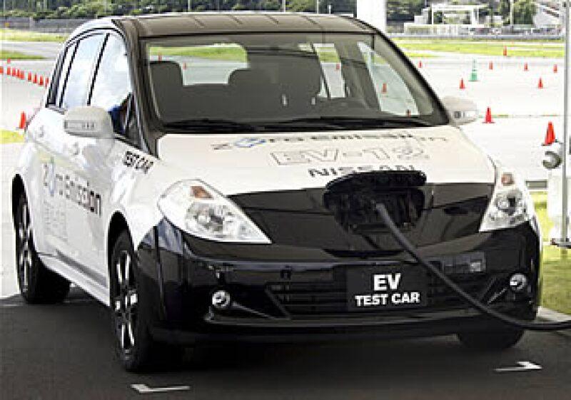 La presentación formal del prototipo EV de Nissan será el 2 de agosto junto con la inauguración de su filial en Yokohama. (Foto: AP)