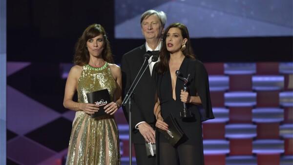 John Bailey en los Premios Platino