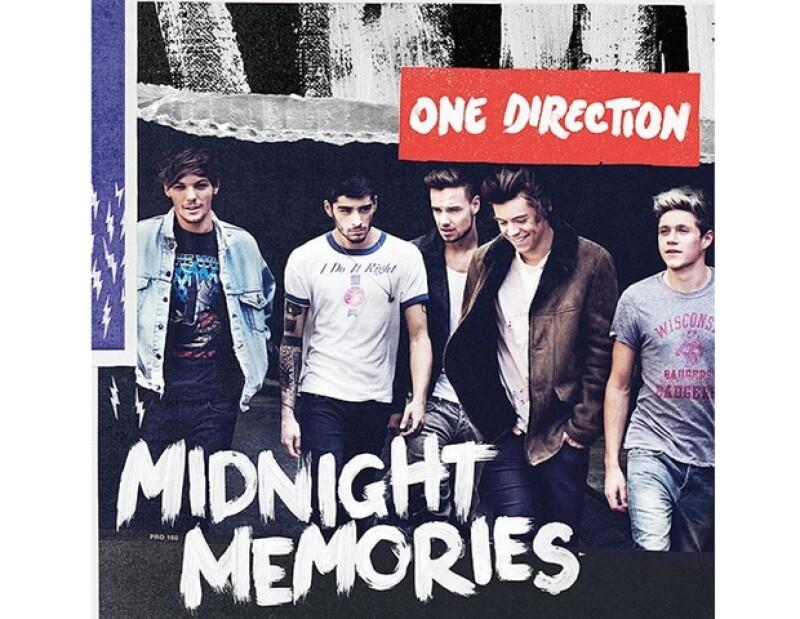 """Una semana antes de que se pusiera a la venta, """"Midnight memories"""" llegó accidentalmente a Internet, provocando el enojo de los cantantes ingleses."""