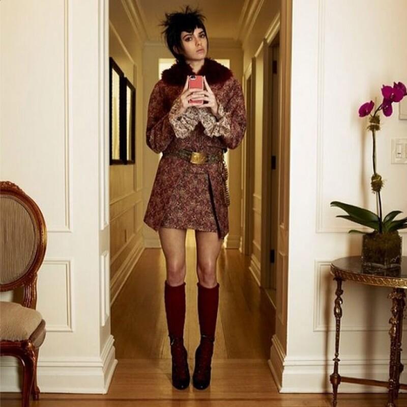 Kendall Jenner ha destacado por su esbelta silueta en el mundo del modelaje.