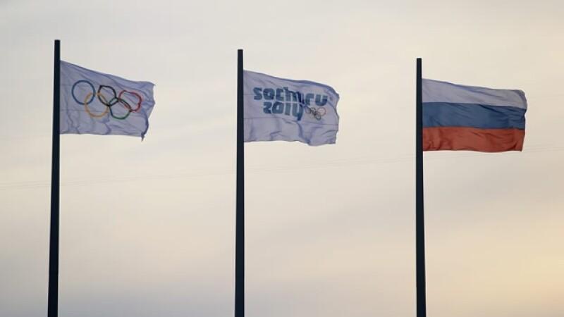 Juegos Olimpicos de Invierno en Sochi
