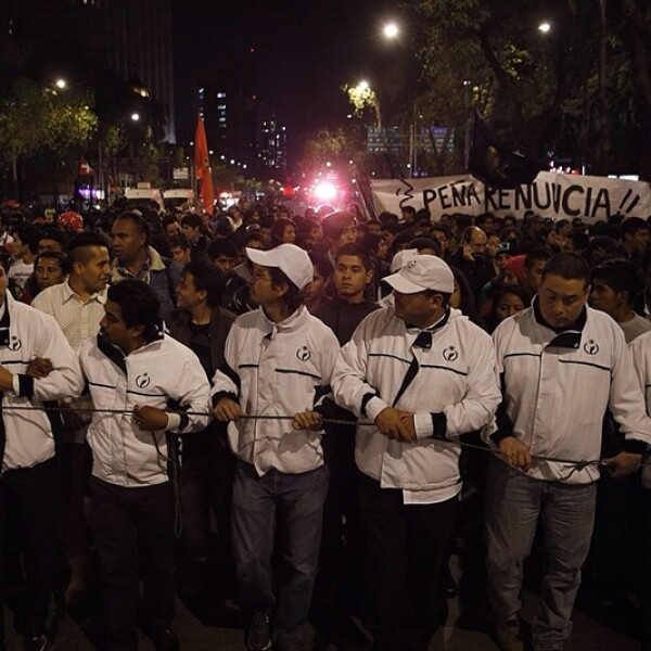 CNDH observadores #1DMx