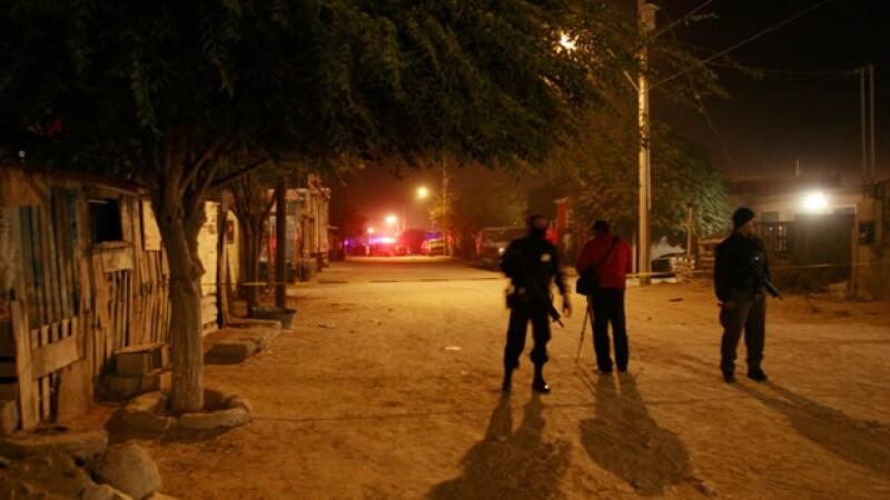 Ciudad Juarez violencia narcotrafico