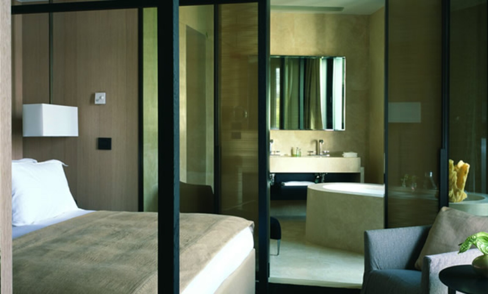 Las habitaciones fueron remodeladas este año y todas cuentan con su propio balcón con vista al clásico barrio de Brera.