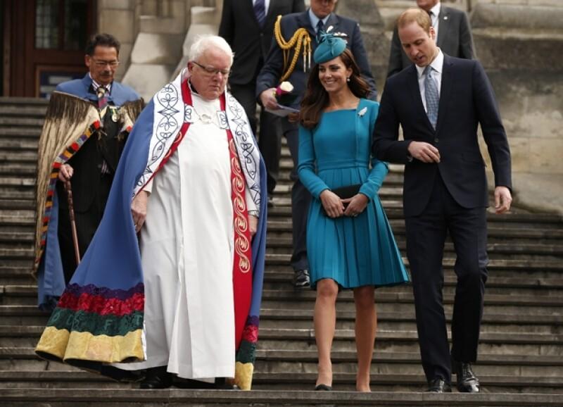 La duquesa de Cambridge cambió cuatro veces de outfit este intenso domingo de actividades en las provincias de Dunedin y Queenstown, luciendo impecable y adecuada al momento.