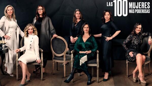 Las 100 mujeres más poderosas 2020