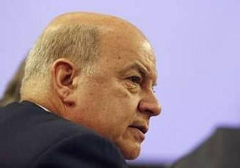 José Miguel Insulza, titular de la OEA, instó a mantener la presión sobre Micheletti durante las reuniones en Costa Rica. (Foto: AP)