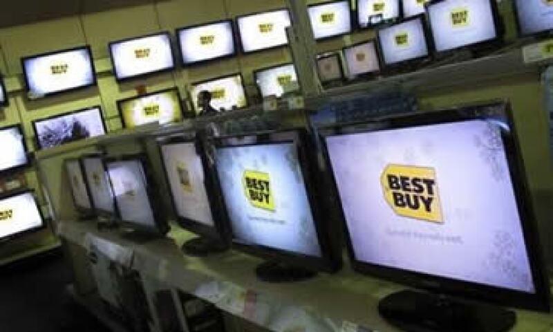 Los precios de Amazon en televisores siguen estando cerca del 12% a 14% abajo de los de Best Buy, según un analista. (Foto: Reuters)