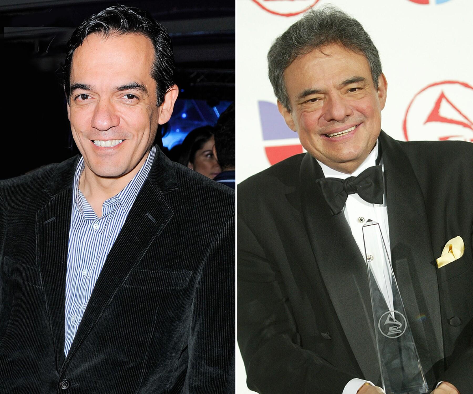 Jorge Reynoso y José José