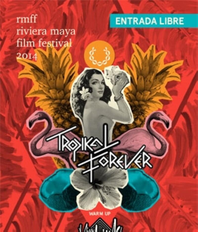 Este sábado 15 de marzo es el evento de clausura de este festival de cine, y lo hace con toda la alegría del Caribe y Tropikal Forever.