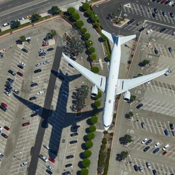 Aeropuerto de Los Ángeles