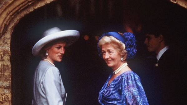 Diana, Princess Of Wales' Mother Dies Aged 68