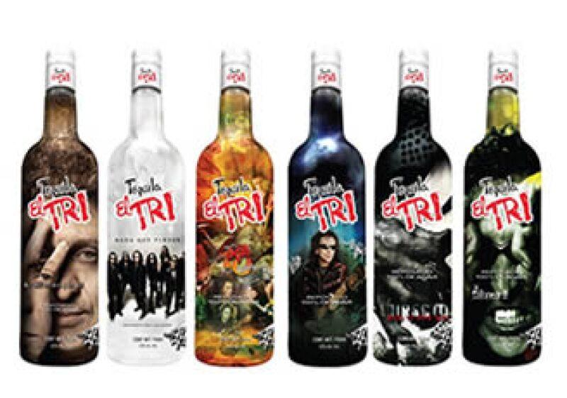 El tequila de Alex Lora buscará llegar en una segunda etapa al mercado estadounidense. (Foto: Cortesía)