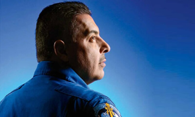 José Hernández supo que quería ser astronauta desde que era un niño. (Foto: Ramón Sánchez Belmont / Expansión)