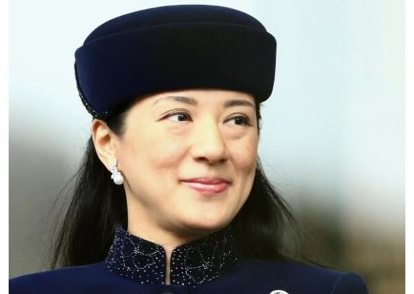 La Princesa Masako no acompañara al Príncipe en su visita a España.