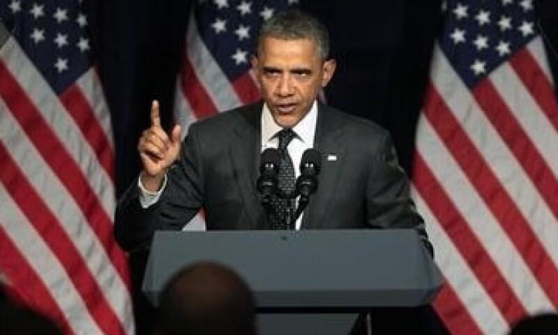 El presidente Barack Obama dijo que se requiere un nuevo endeudamiento para cumplir con los actuales compromisos. (Foto: Reuters)