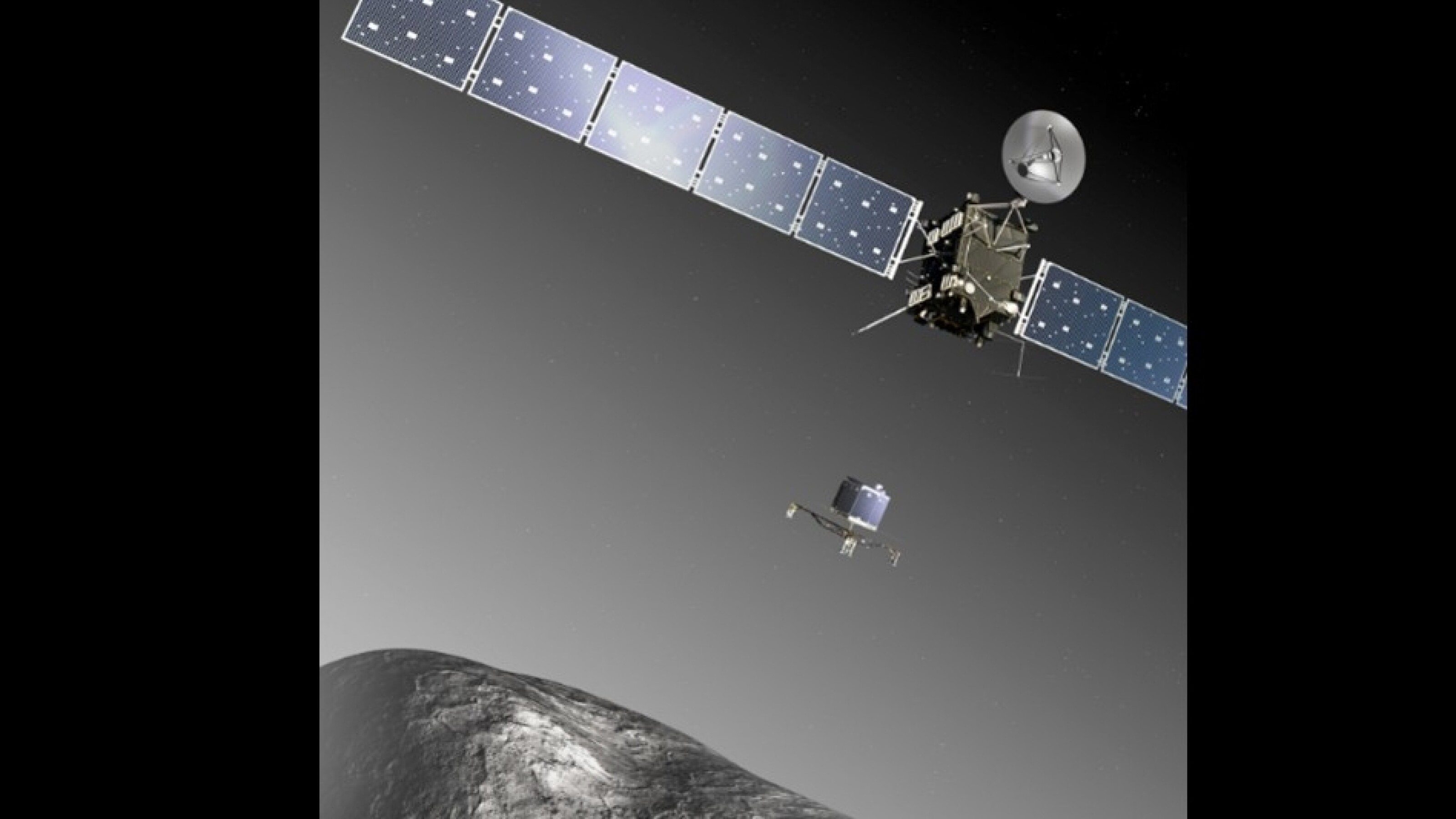 touchdown! rosettas philae probe lands on comet - 980×552