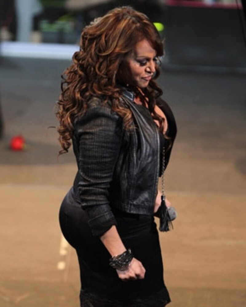 """Ayer la """"Diva de la Banda"""" se presentó en la Arena Monterrey con un lleno total."""