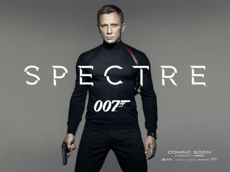 El actor habla del personaje que interpreta y detalla sobre los problemas que Bond tiene por las mujeres.