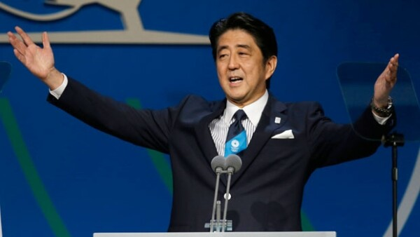 Tras conocerse el resultado final, la delegación de Tokio saltó como un resorte de sus asientos y varios se abrazaron y lloraron.